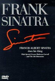 Francis Albert Sinatra Does His Thing 1968 poster