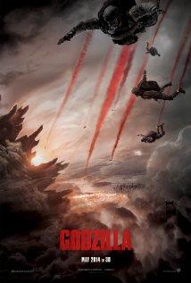 Godzilla (2014) cover