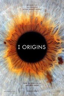I Origins (2014) cover