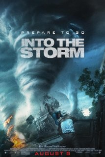 Into the Storm (2014) cover