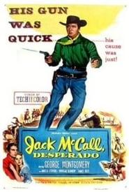 Jack McCall, Desperado 1953 poster