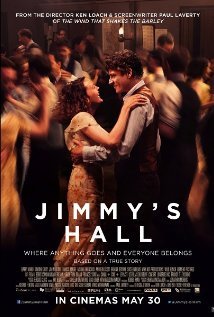Jimmy's Hall (2014) cover