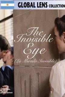 La mirada invisible 2010 poster