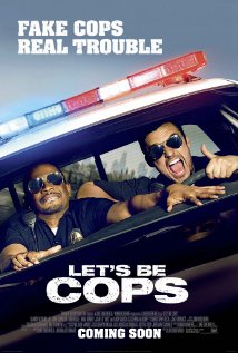 Let's Be Cops (2014) cover