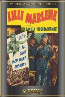 Lilli Marlene 1950 poster