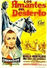 Los amantes del desierto (1957) cover
