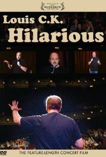 Louis C.K.: Hilarious 2010 poster