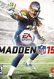 Madden NFL 15 (2014) cover