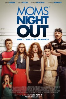 Moms' Night Out (2014) cover