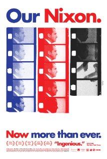 Our Nixon (2013) cover