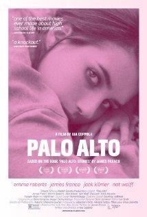 Palo Alto (2013) cover