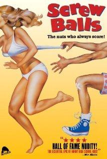 Screwballs 1983 poster