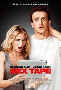 Sex Tape (2014) cover