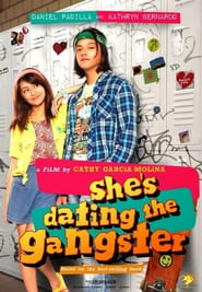 She's Dating the Gangster (2014) cover