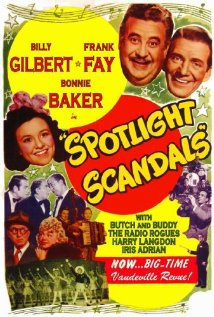 Spotlight Scandals 1943 poster