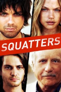 Squatters (2014) cover