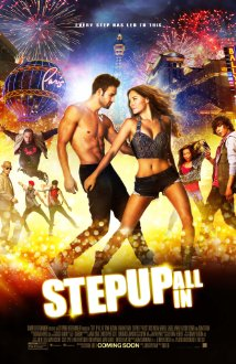 Step Up All In 2014 poster