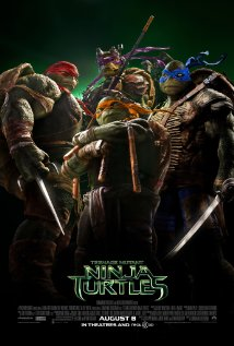 Teenage Mutant Ninja Turtles (2014) cover