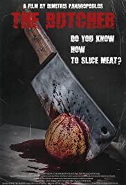 The Butcher (2013) cover