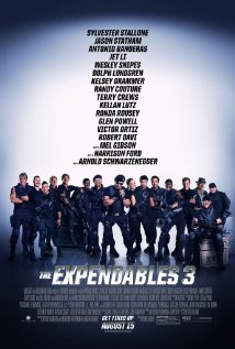 The Expendables 3 2014 poster