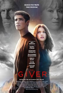 The Giver (2014) cover