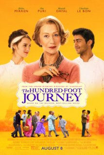 The Hundred-Foot Journey (2014) cover