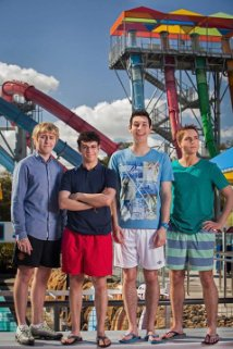 The Inbetweeners 2 2014 poster