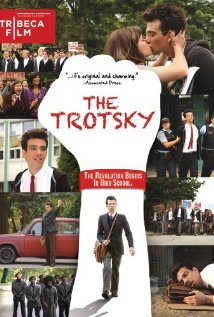 The Trotsky (2009) cover