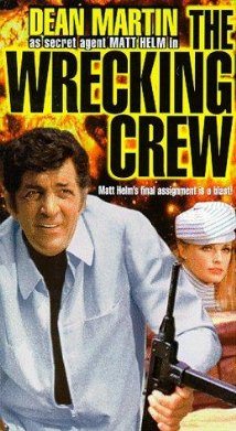 The Wrecking Crew (1969) cover