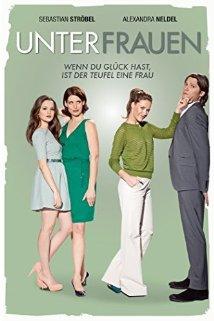 Unter Frauen 2012 poster