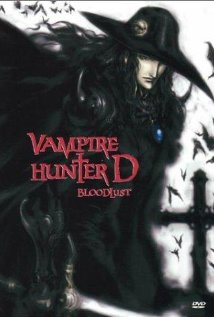 Vampire Hunter D: Bloodlust (2000) cover