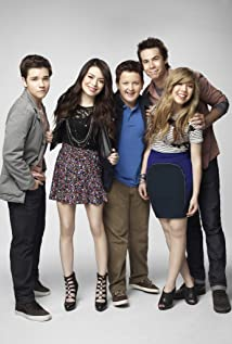 iCarly (2007) cover