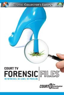 Forensic Files (1999) cover