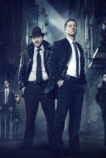 Gotham (2014) cover