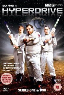 Hyperdrive 2006 poster