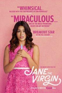 Jane the Virgin (2014) cover