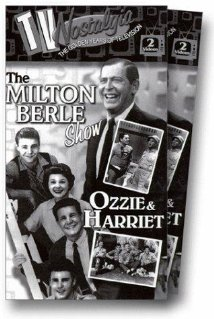 Texaco Star Theatre Starring Milton Berle 1948 poster