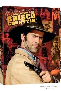 The Adventures of Brisco County Jr. (1993) cover
