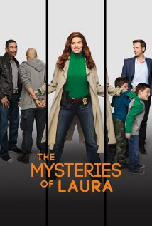 The Mysteries of Laura (2014) cover