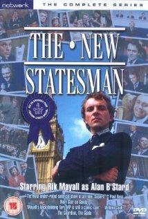 The New Statesman 1987 poster