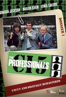 The Professionals (1977) cover