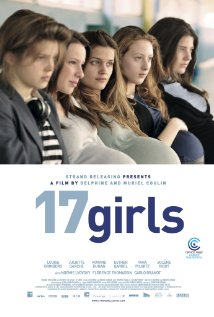 17 filles (2011) cover