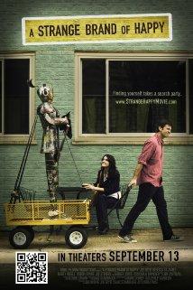 A Strange Brand of Happy (2013) cover
