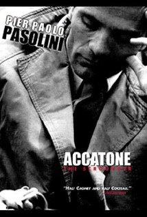 Accattone 1961 poster