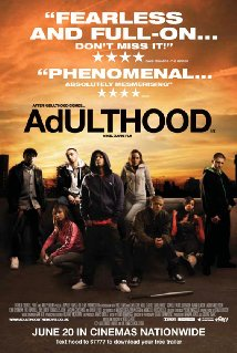 Adulthood (2008) cover