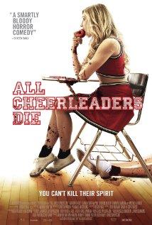 All Cheerleaders Die (2013) cover