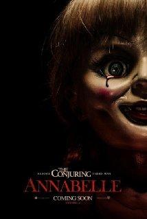 Annabelle (2014) cover