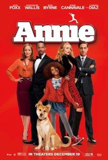 Annie (2014) cover