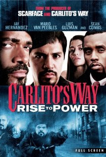 Carlito's Way: Rise to Power (2005) cover