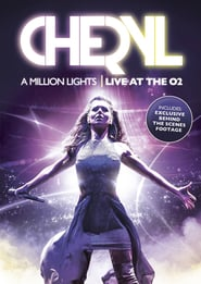 Cheryl: A Million Lights - Live at the O2 2012 poster